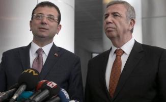 Ankara ve İstanbul Büyükşehir Belediye Başkanlarına soruşturma açılmasına kim ne dedi?
