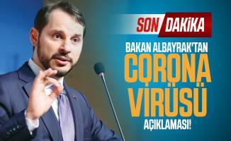 Bakan Albayrak'tan son dakika corona virüsü açıklaması!