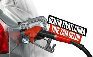 Benzin fiyatlarına yine zam geldi! Bu geceden itibaren uygulanacak