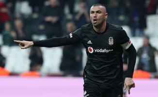 Beşiktaş'ın Kaptanı Burak Yılmaz'dan Önemli Mesajlar