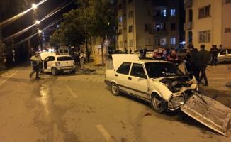 Ceyhan'da son dakika trafik kazası!