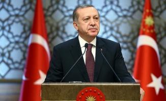 Cumhurbaşkanı, Şehit ve Gazileri Andı