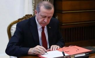 Cumhurbaşkanı Erdoğan onayladı! Yeni kararlar Resmi Gazete'de yayımlandı!