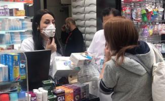 Eczanelerde ücretsiz maske dağıtımı başladı! Ücretsiz maske nasıl alınır?