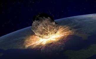 Gündeme bomba gibi düştü! 15 Nisan'da dünyaya meteor mu çarpacak? NASA'dan flaş açıklama!