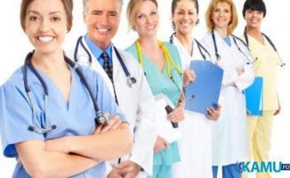 Hastaneye sözleşmeli 108 sağlık personeli alımı yapılacak!