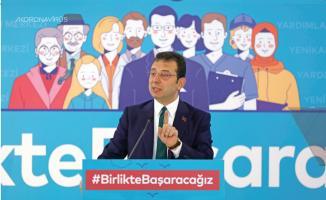 İBB Başkanı Ekrem İmamoğlu yapılan sosyal yardımları açıkladı!