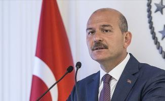 İçişleri Bakanı Soylu, emniyet teşkilatında kaç kişide Koronavirüs çıktığını açıkladı!