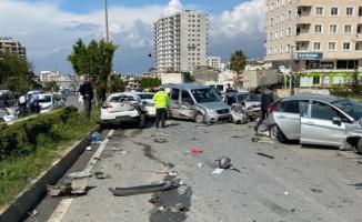 İskenderun ilçesinde feci kaza! 5 ölü 15 yaralı