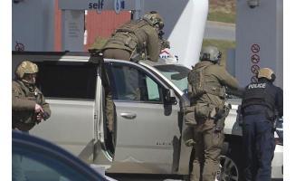 Kanada'da Dehşet Veren Silahlı Saldırı...
