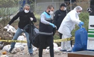 Kocaeli'nin İzmit ilçesinde çöpte bir erkek cesedi bulundu!