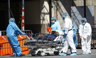 Koronavirüste korkutan tablo! Son 24 saatte binden fazla kişi hayatını kaybetti!