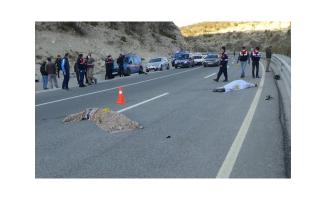 Kütahya'da Feci Trafik Kazası...