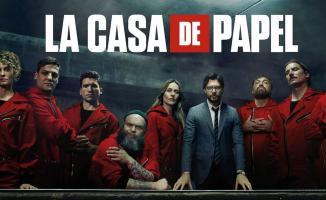 La Casa de Papel 4. Sezonu Gösterime Giriyor