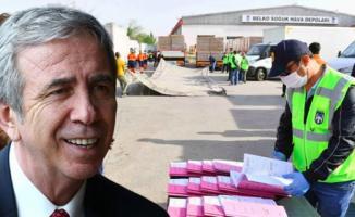 Mansur Yavaş, koronavirüs salgını nedeniyle iş yapamayan nakliyecilere destek sözü verdi!