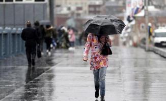 Meteoroloji akşam saatlerinde duyurdu: 5 bölgeye şiddetli gök gürültülü sağanak yağış geliyor!