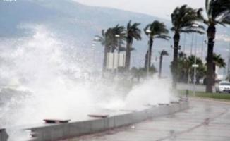 Meteoroloji az önce duyurdu: O bölgelerimize kuvvetli fırtına uyarısı!