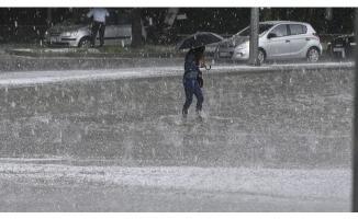 Meteoroloji Genel Müdürlüğü uyardı: O bölgelere kuvvetli yağış uyarısı var!
