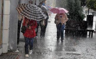 Meteoroloji sabah saatlerinde duyurdu! 4 bölge için kritik uyarı yapıldı!