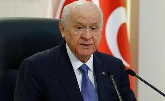 MHP Lideri Bahçeli'den Sert Eleştiri