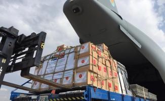 Milli Savunma Bakanlığı duyurdu: O ülkeye de tıbbi yardım malzemesi gönderildi!