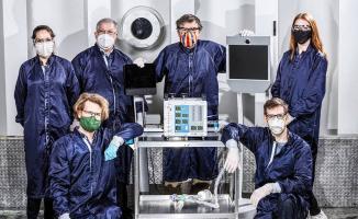 NASA'dan koronavirüse karşı dev buluş! 37 günde tedavi edecek!