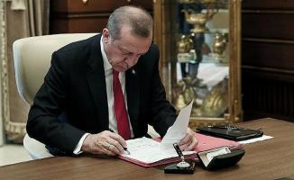 Resmi Gazete'de Cumhurbaşkanlığı kararları yayımlandı
