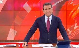 RTÜK Fatih Portakal'ın sunduğu FOX Ana Haber'e 3 kez yayın durdurma cezası verdi!