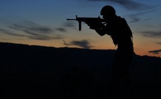 Saldırı hazırlığında olan teröristlere ağır darbe! Hepsi etkisiz hale getirildi