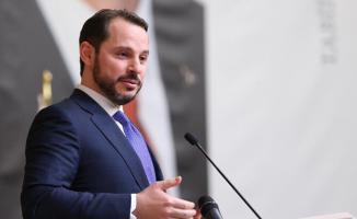 Son dakika Hazine ve Maliye Bakanı Berat Albayrak'tan flaş açıklama!