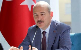 Son dakika İçişleri Bakanı Süleyman Soylu duyurdu: Biz getirdik!