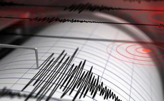 Son Dakika! Komşuda 4,9 şiddetinde deprem meydana geldi!