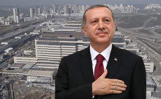 Tayyip Erdoğan, Başakşehir Şehir Hastanesi Hakkında Bilgi Verdi