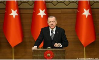 """Tayyip Erdoğan'dan Ulusa """"Motivasyon"""" Konuşması"""