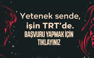 TRT'den iş arayan lisans mezunlarına müjde! Başvurular bugün başladı