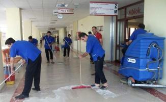 Üniversiteye İŞKUR aracılığı ile temizlik personeli ve güvenlik görevlisi alımı yapılacak!