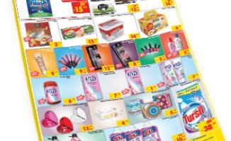 06 - 12 Mayıs'ta geçerli ŞOK market indirimli aktüel kataloğu!