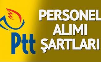 2020 KPSS'siz PTT Personel alımı yapılacak mı? 2020 PTT personel alımı başvuru şartları kesinleşti