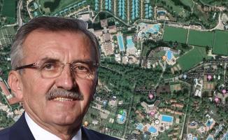 AKP'li Serik Belediye Başkanı Enver Aputkan'dan 500 bin liralık rüşvet açıklaması!