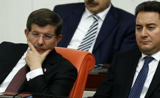 Ali Babacan ve Davutoğlu'na kumpas mı kuruluyor?