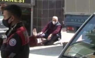 Beyoğlu'nda pazarcılar arasında silahlı kavga!