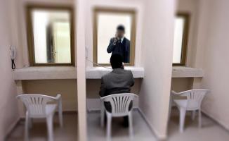 Cezaevlerinde kapalı görüşler için tarih verildi!
