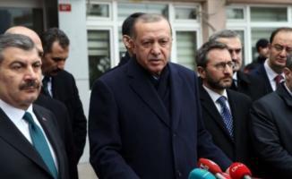 Cumhurbaşkanı Erdoğan ve Sağlık Bakanı Koca'dan son dakika açıklaması!