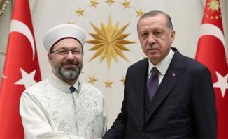 Diyanet Başkanı Ali Erbaş'ın İmam Hatipliler hakkında yaptığı açıklama tartışma başlattı!