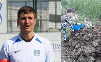 Eski Süper Lig futbolcusu 5 yaşındaki oğlunu öldürdü!