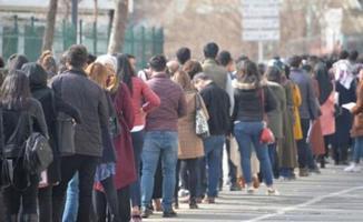 Herkesin merak ettiği işsizlik rakamları TÜİK tarafından açıklandı