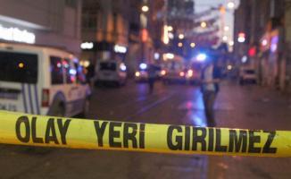 İstanbul'da bekçiye sopalı saldırı! Saldırgan bacağından vurularak durdurulabildi!