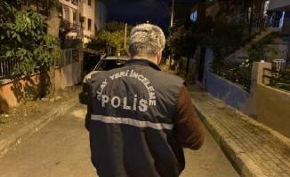 İzmir'in Bornova ilçesinde korkunç cinayet!