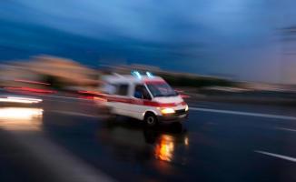 Karaman'da korkunç kaza! Çok sayıda sağlık ekibi sevk edildi