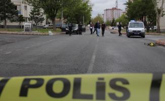 Kayseri Melikgazi ilçesinde silahlı saldırı!